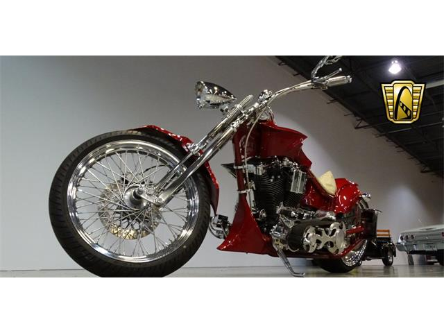 2009 Custom Motorcycle | 917529