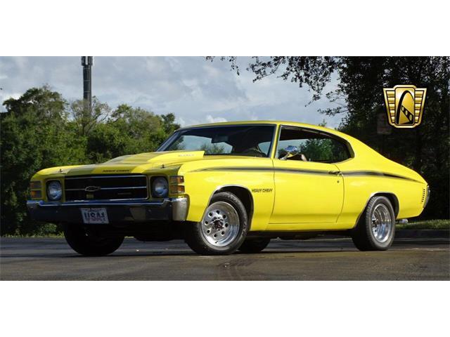 1971 Chevrolet Chevelle | 917535