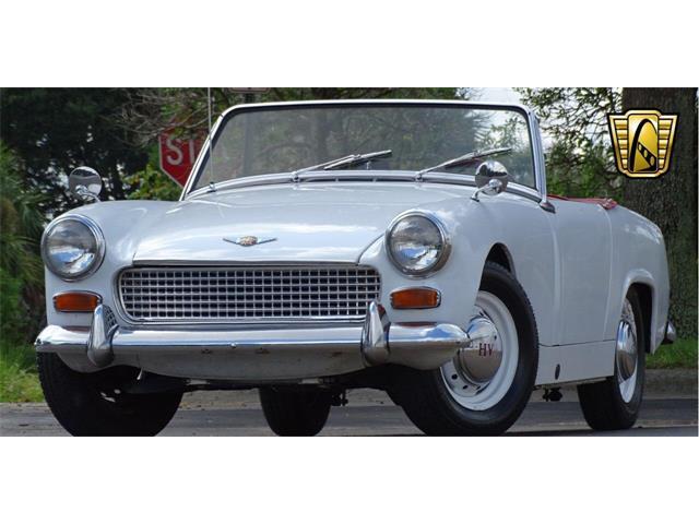1961 Austin-Healey Sprite | 917536