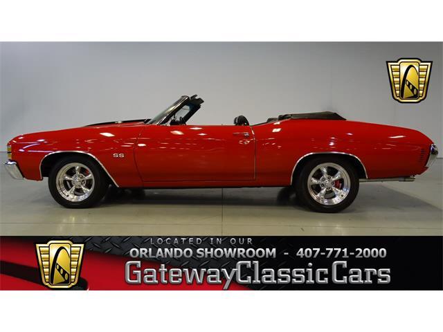 1971 Chevrolet Chevelle | 917540