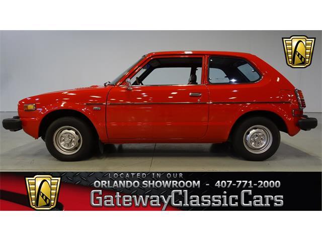 1978 Honda Civic | 917550