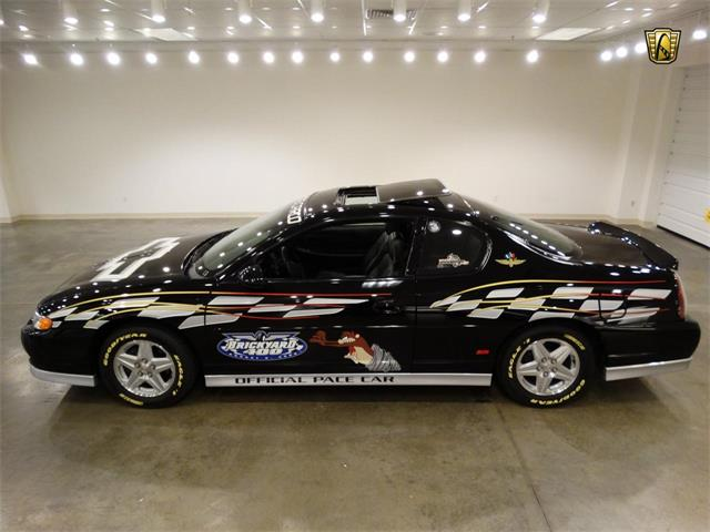 2001 Chevrolet Monte Carlo   917581