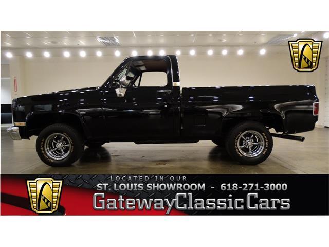 1987 Chevrolet C/K 10   917582