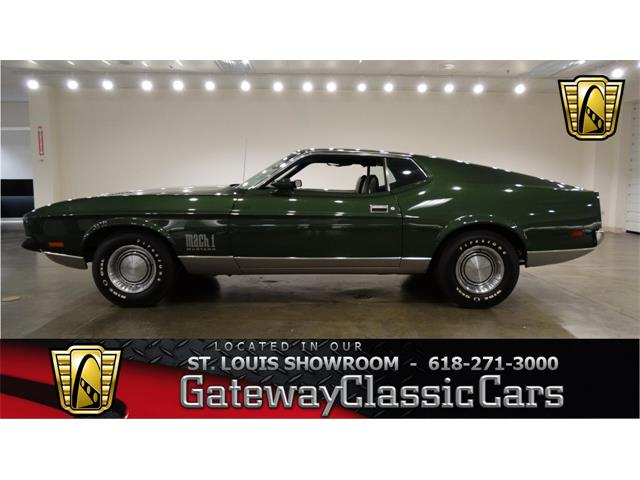 1971 Ford Mustang | 917584