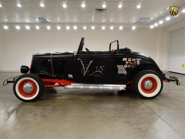 1934 Ford Cabriolet | 917595