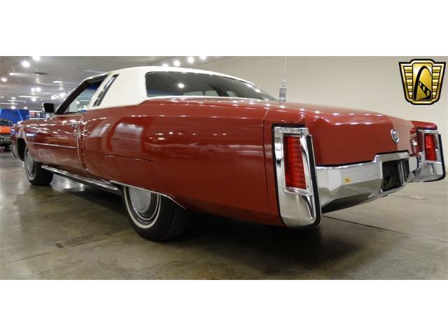 1972 Cadillac Eldorado | 917600