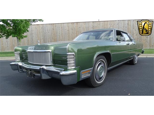 1974 Lincoln Continental | 917618