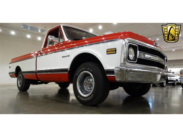 1969 Chevrolet C/K 10 | 917626