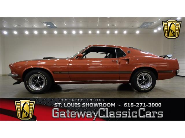1969 Ford Mustang | 917628