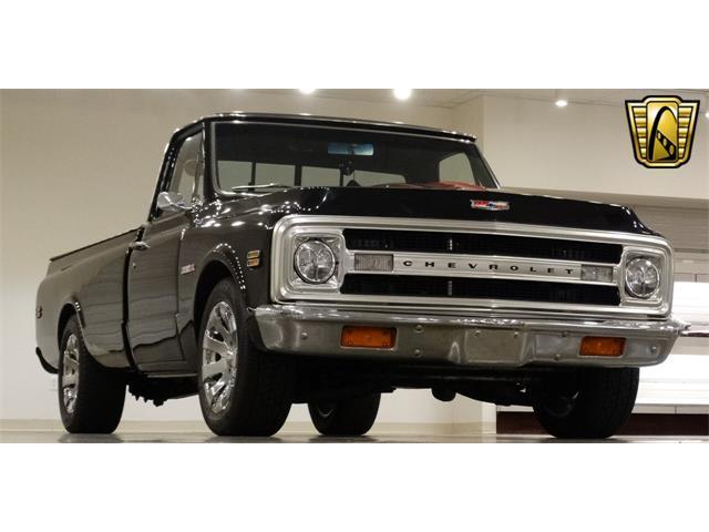 1972 Chevrolet C/K 10 | 917631