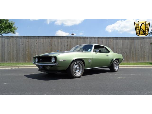 1969 Chevrolet Camaro | 917632