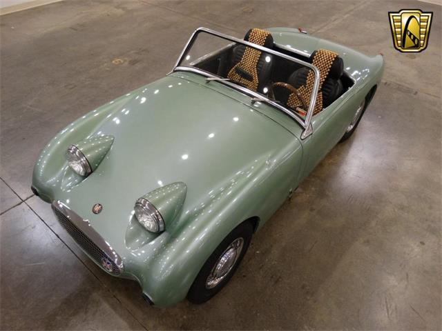 1960 Austin-Healey Sprite | 917637