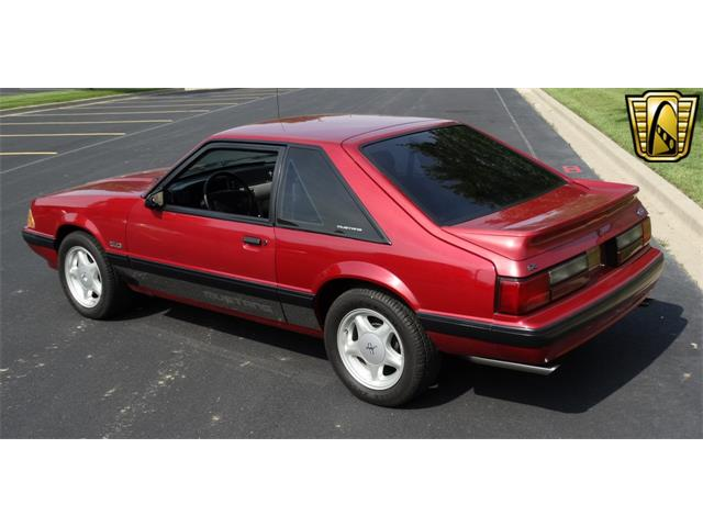 1991 Ford Mustang | 917638