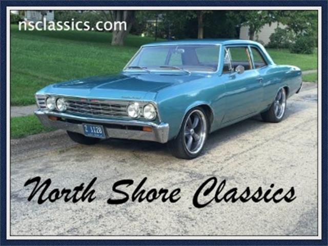 1967 Chevrolet Chevelle | 910764