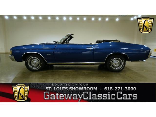 1972 Chevrolet Malibu | 917648
