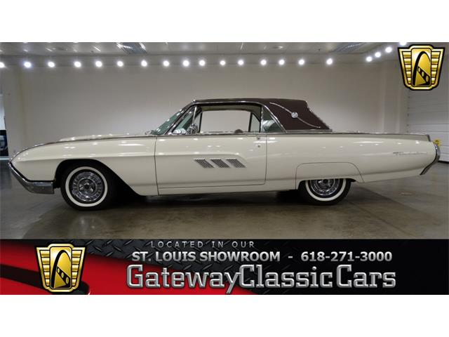 1963 Ford Thunderbird | 917670