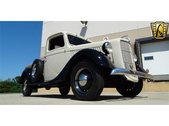 1936 Ford Pickup | 917674