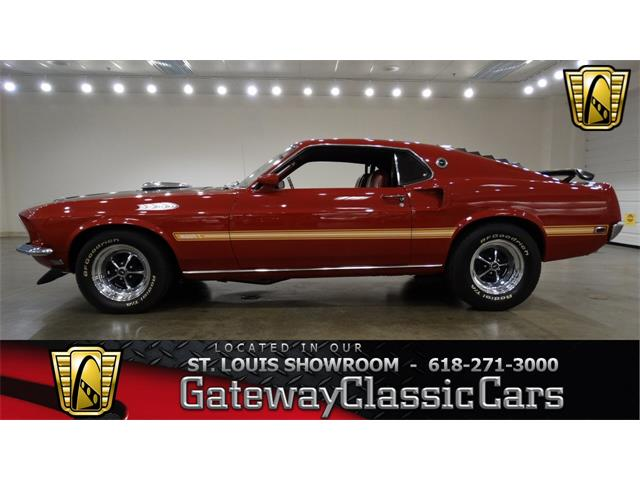1969 Ford Mustang | 917677