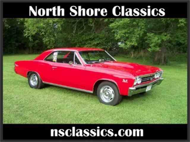 1967 Chevrolet Chevelle | 910768