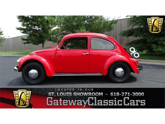 1972 Volkswagen Beetle | 917689