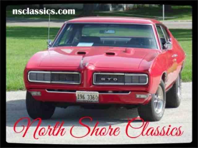 1968 Pontiac GTO | 910770