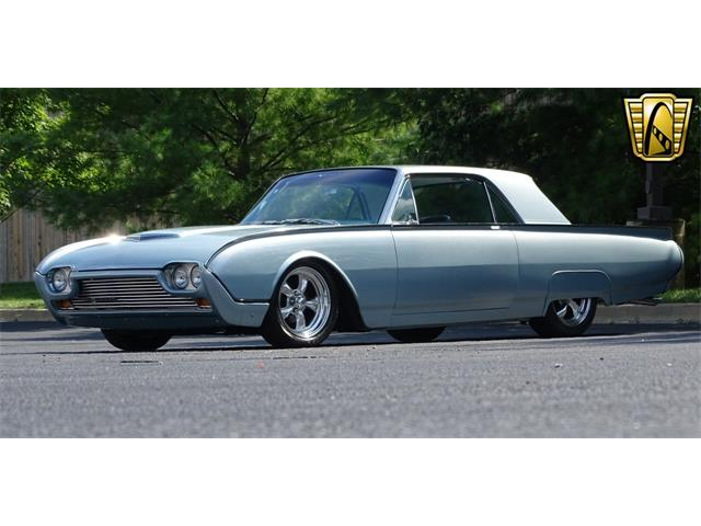 1962 Ford Thunderbird | 917701