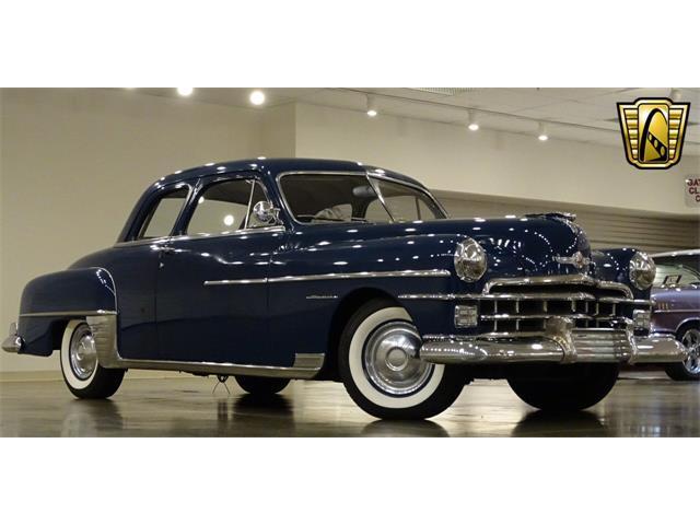 1950 Chrysler Windsor   917706