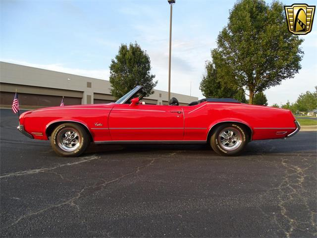 1972 Oldsmobile Cutlass | 917709