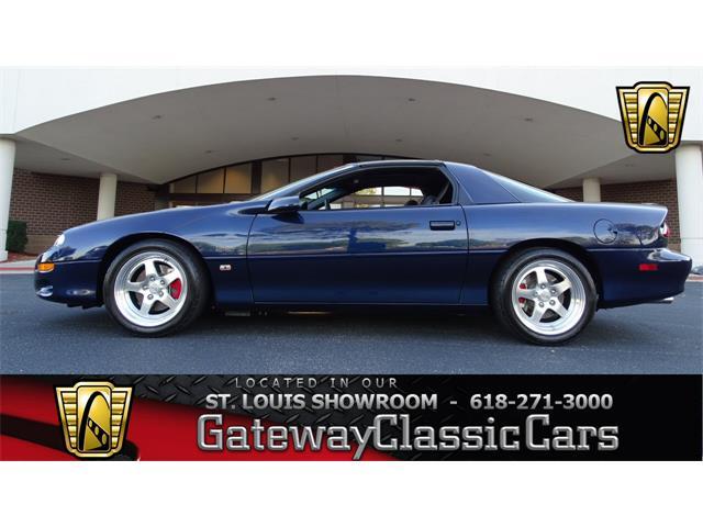 2002 Chevrolet Camaro | 917718