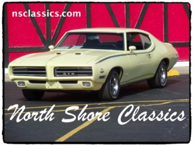 1969 Pontiac GTO | 910772