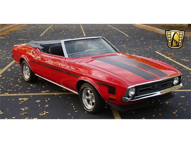 1972 Ford Mustang | 917726