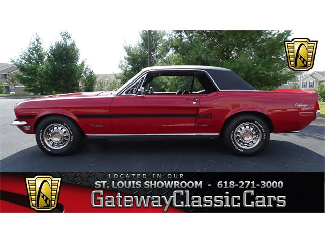 1968 Ford Mustang | 917729