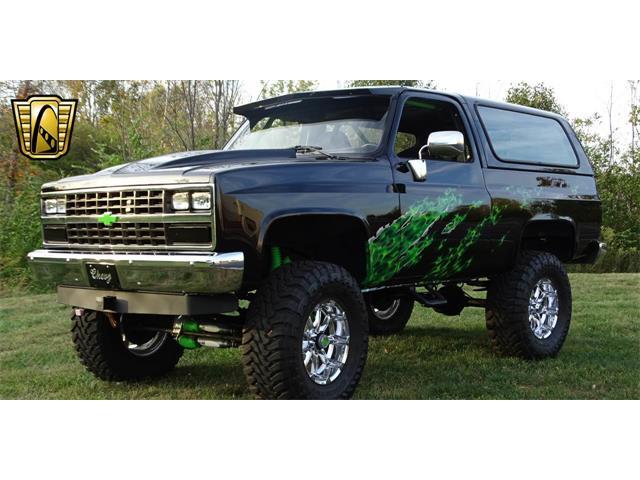 1989 Chevrolet Blazer | 917731