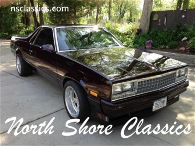 1983 Chevrolet El Camino | 910774