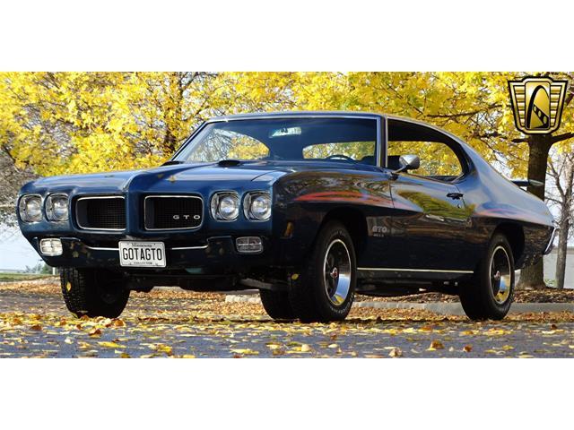 1970 Pontiac GTO | 917743