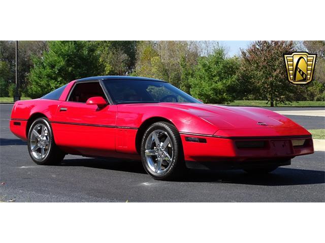 1989 Chevrolet Corvette | 917752