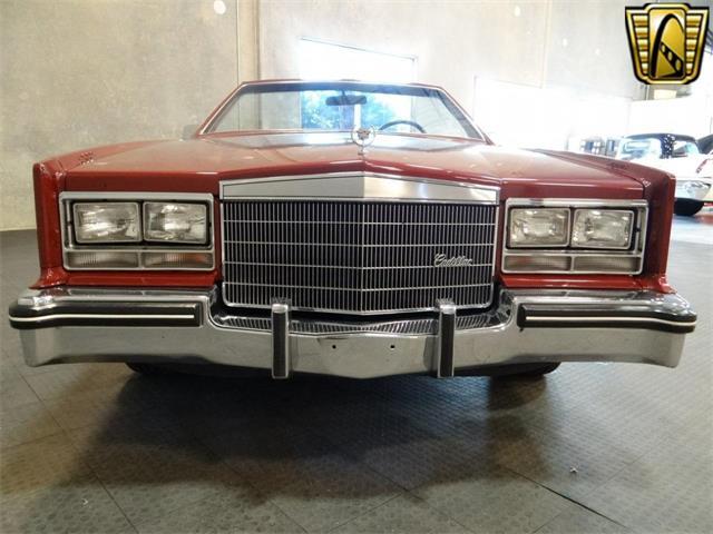 1984 Cadillac Eldorado | 917754