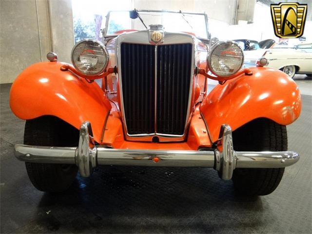 1950 MG TD | 917758