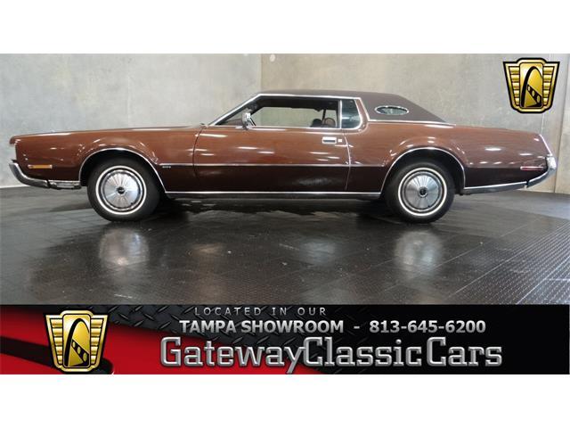 1972 Lincoln Continental | 917767
