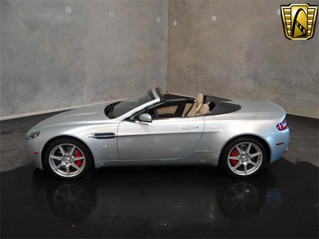 2007 Aston Martin Vantage | 917772
