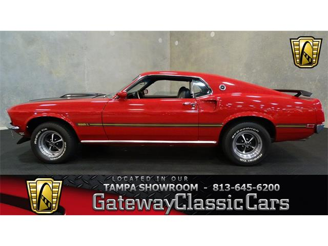 1969 Ford Mustang | 917808