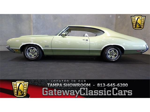 1972 Oldsmobile Cutlass | 917824