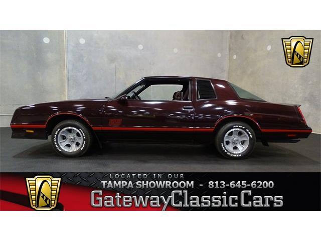 1987 Chevrolet Monte Carlo | 917830