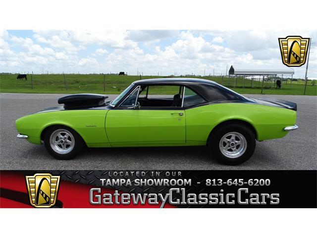 1967 Chevrolet Camaro   917836