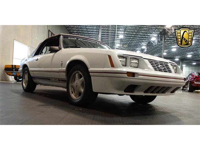 1984 Ford Mustang | 917840