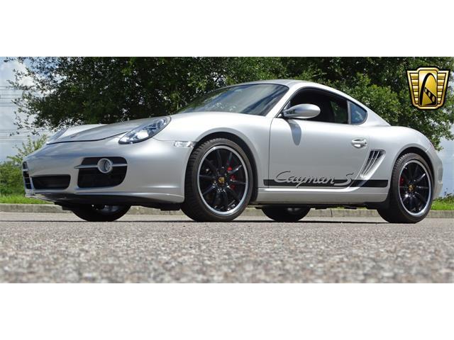 2008 Porsche Cayman | 917845
