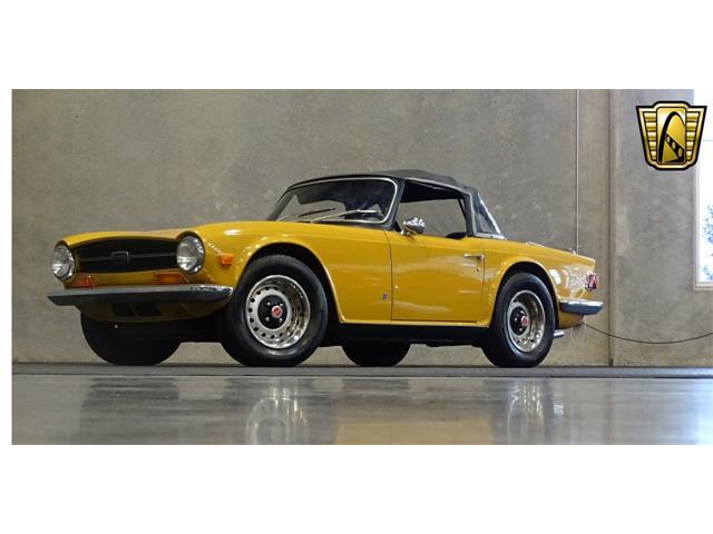 1972 Triumph TR6 | 917861