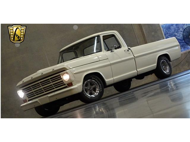 1969 Ford F100 | 917862