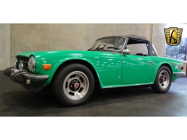 1975 Triumph TR6 | 917863