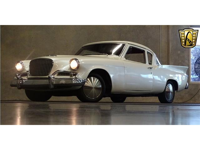 1959 Studebaker Silver Hawk | 917867